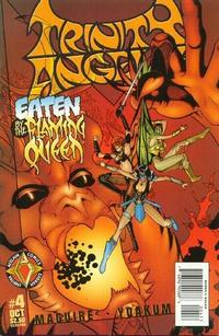 Cover for Trinity Angels (Acclaim / Valiant, 1997 series) #4