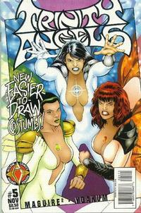 Cover Thumbnail for Trinity Angels (Acclaim / Valiant, 1997 series) #5