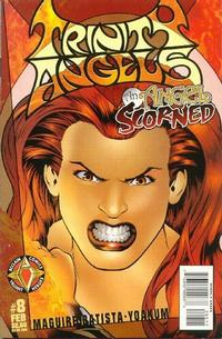 Cover Thumbnail for Trinity Angels (Acclaim / Valiant, 1997 series) #8