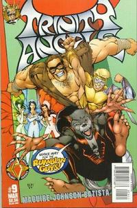 Cover Thumbnail for Trinity Angels (Acclaim / Valiant, 1997 series) #9