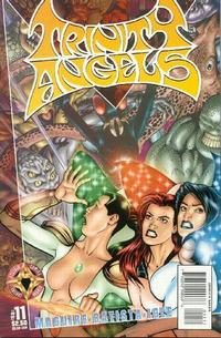 Cover Thumbnail for Trinity Angels (Acclaim / Valiant, 1997 series) #11