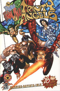 Cover Thumbnail for Trinity Angels (Acclaim / Valiant, 1997 series) #12