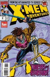 Cover Thumbnail for X-Men Adventures [II] (Marvel, 1994 series) #6