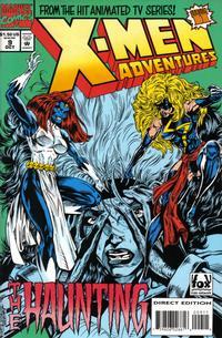 Cover Thumbnail for X-Men Adventures [II] (Marvel, 1994 series) #9