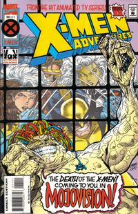 Cover Thumbnail for X-Men Adventures [II] (Marvel, 1994 series) #11 [Direct Edition]