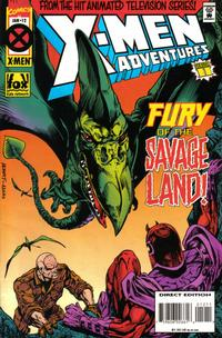 Cover Thumbnail for X-Men Adventures [II] (Marvel, 1994 series) #12 [Direct Edition]