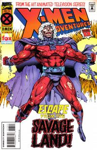 Cover Thumbnail for X-Men Adventures [II] (Marvel, 1994 series) #13 [Direct Edition]