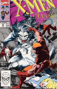 Cover Thumbnail for X-Men Classic (Marvel, 1990 series) #46 [Direct Edition]