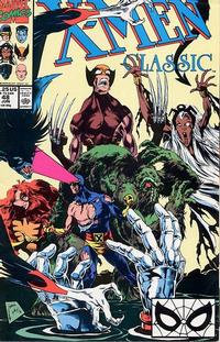 Cover Thumbnail for X-Men Classic (Marvel, 1990 series) #48 [Direct Edition]