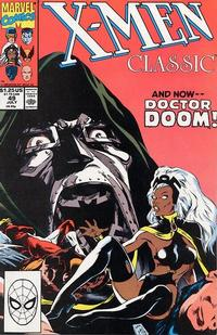 Cover Thumbnail for X-Men Classic (Marvel, 1990 series) #49 [Direct Edition]
