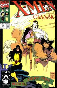Cover Thumbnail for X-Men Classic (Marvel, 1990 series) #57 [Direct]