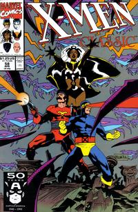 Cover Thumbnail for X-Men Classic (Marvel, 1990 series) #58 [Direct]