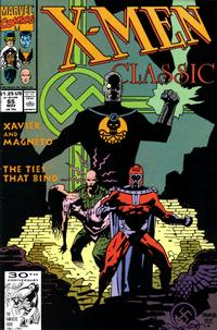 Cover Thumbnail for X-Men Classic (Marvel, 1990 series) #65 [Direct]