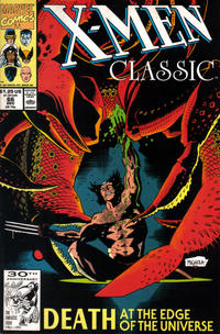 Cover Thumbnail for X-Men Classic (Marvel, 1990 series) #66 [Direct]