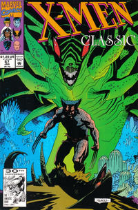 Cover Thumbnail for X-Men Classic (Marvel, 1990 series) #67 [Direct]