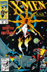 Cover Thumbnail for X-Men Classic (Marvel, 1990 series) #68 [Direct]