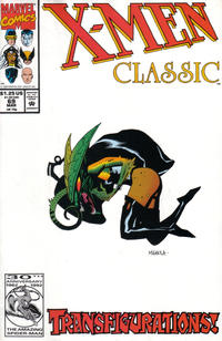 Cover Thumbnail for X-Men Classic (Marvel, 1990 series) #69 [Direct Edition]