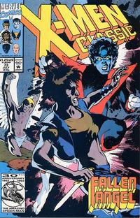 Cover Thumbnail for X-Men Classic (Marvel, 1990 series) #73 [Direct]