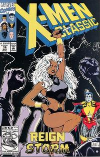 Cover Thumbnail for X-Men Classic (Marvel, 1990 series) #74 [Direct Edition]