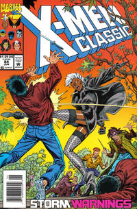Cover Thumbnail for X-Men Classic (Marvel, 1990 series) #84 [Newsstand]