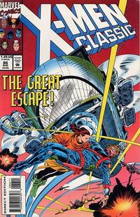 Cover Thumbnail for X-Men Classic (Marvel, 1990 series) #86 [Direct Edition]
