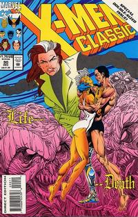 Cover Thumbnail for X-Men Classic (Marvel, 1990 series) #90 [Direct Edition]