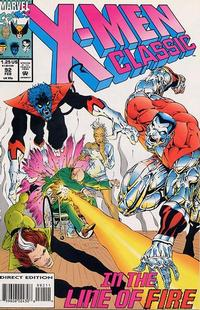 Cover Thumbnail for X-Men Classic (Marvel, 1990 series) #92 [Direct Edition]