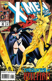 Cover Thumbnail for X-Men Classic (Marvel, 1990 series) #93 [Direct Edition]