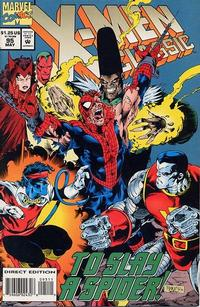 Cover Thumbnail for X-Men Classic (Marvel, 1990 series) #95 [Direct Edition]