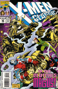 Cover Thumbnail for X-Men Classic (Marvel, 1990 series) #96 [Direct Edition]