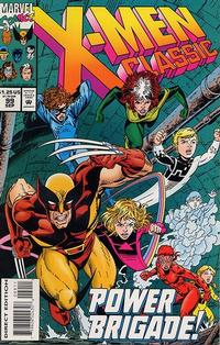 Cover Thumbnail for X-Men Classic (Marvel, 1990 series) #99 [Direct Edition]