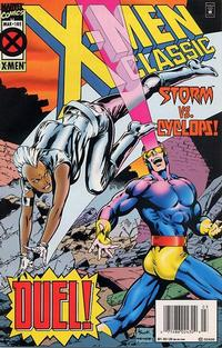 Cover Thumbnail for X-Men Classic (Marvel, 1990 series) #105 [Newsstand]