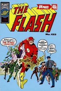 Cover Thumbnail for The Flash (K. G. Murray, 1975 ? series) #133