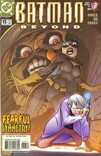 Cover Thumbnail for Batman Beyond (DC, 1999 series) #13
