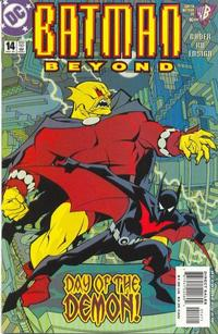 Cover Thumbnail for Batman Beyond (DC, 1999 series) #14