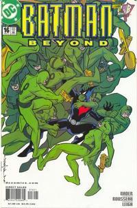 Cover Thumbnail for Batman Beyond (DC, 1999 series) #16