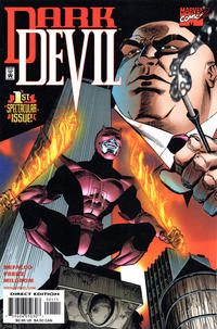 Cover Thumbnail for Darkdevil (Marvel, 2000 series) #1