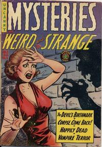 Cover Thumbnail for Mysteries (Superior, 1953 series) #8