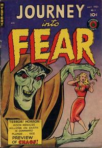 Cover Thumbnail for Journey into Fear (Superior Publishers Limited, 1951 series) #1