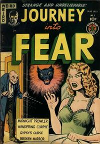 Cover Thumbnail for Journey into Fear (Superior, 1951 series) #3