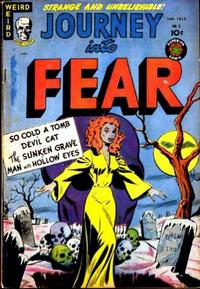 Cover Thumbnail for Journey into Fear (Superior Publishers Limited, 1951 series) #5