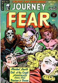 Cover Thumbnail for Journey into Fear (Superior, 1951 series) #9