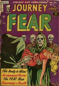 Cover Thumbnail for Journey into Fear (Superior, 1951 series) #19