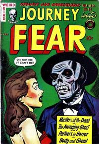 Cover Thumbnail for Journey into Fear (Superior, 1951 series) #20