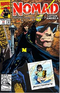 Cover Thumbnail for Nomad (Marvel, 1992 series) #1 [Direct]