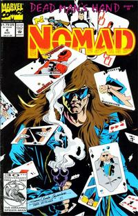 Cover Thumbnail for Nomad (Marvel, 1992 series) #4 [Direct]