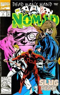 Cover Thumbnail for Nomad (Marvel, 1992 series) #6 [Direct]