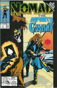 Cover Thumbnail for Nomad (Marvel, 1992 series) #7 [Direct]