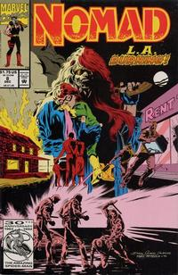 Cover Thumbnail for Nomad (Marvel, 1992 series) #8 [Direct]