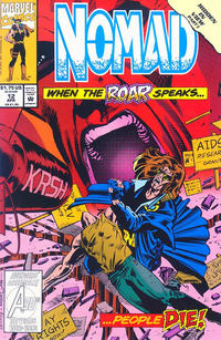 Cover Thumbnail for Nomad (Marvel, 1992 series) #12